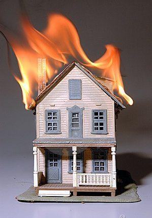 Protege tu hogar del fuego