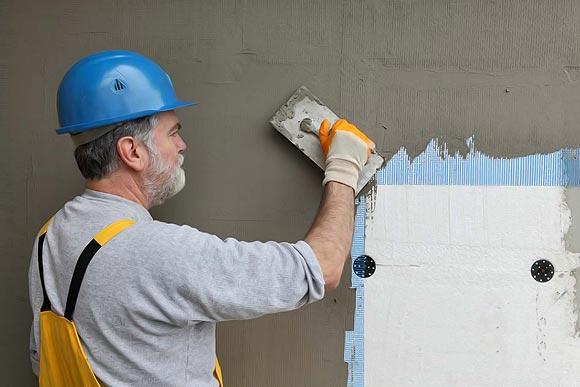 Aislamiento t rmico exterior la primera barrera - Aislamiento paredes exteriores ...