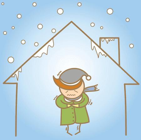 Aislar tu hogar del fr o c mo se consigue - Aislar paredes del frio ...