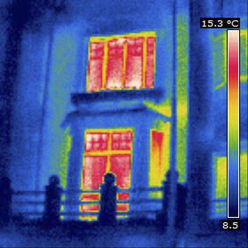 Termografía ventana