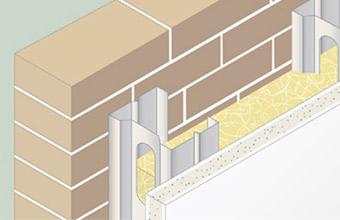 Aislamiento insuflado en tabiques de pladur c mo se hace for Pladur o ladrillo