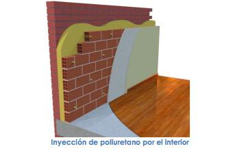 Como aislar cámaras de aire que tienen aislamiento con fibra en el interior